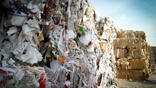 Revalorisation des déchets